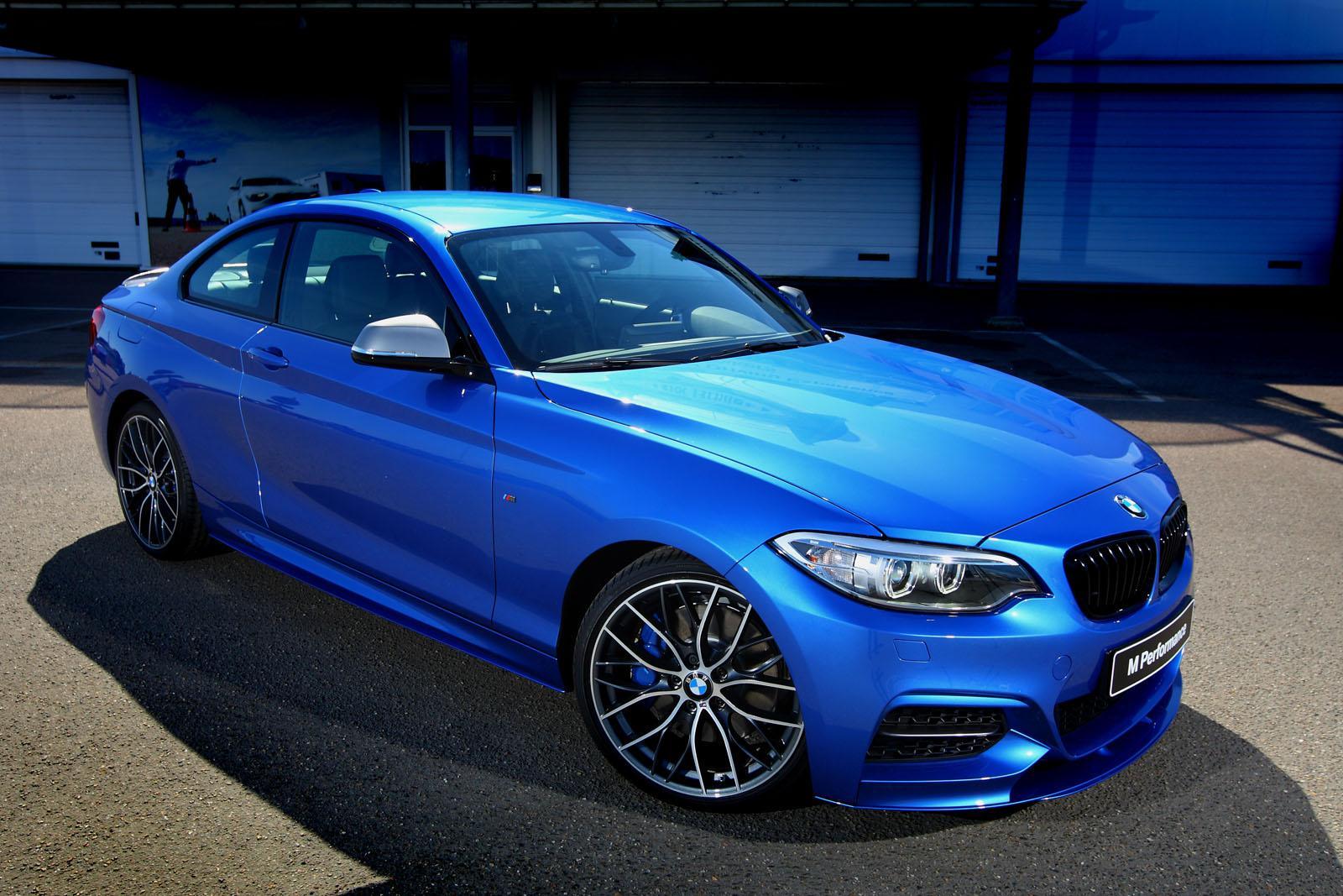 BMW M235i Track Edition 2015