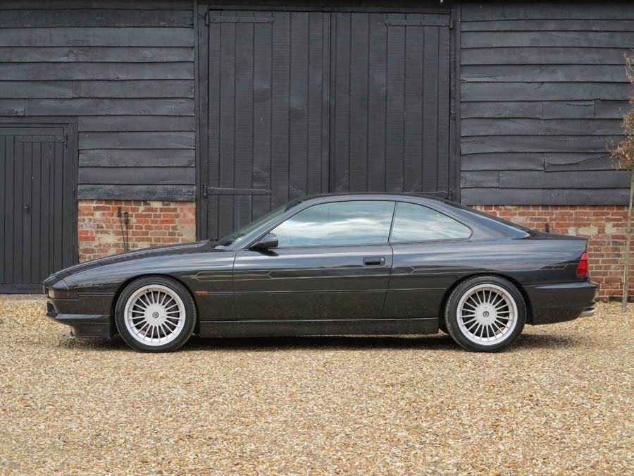 Alpina B12 5,7 Coupe