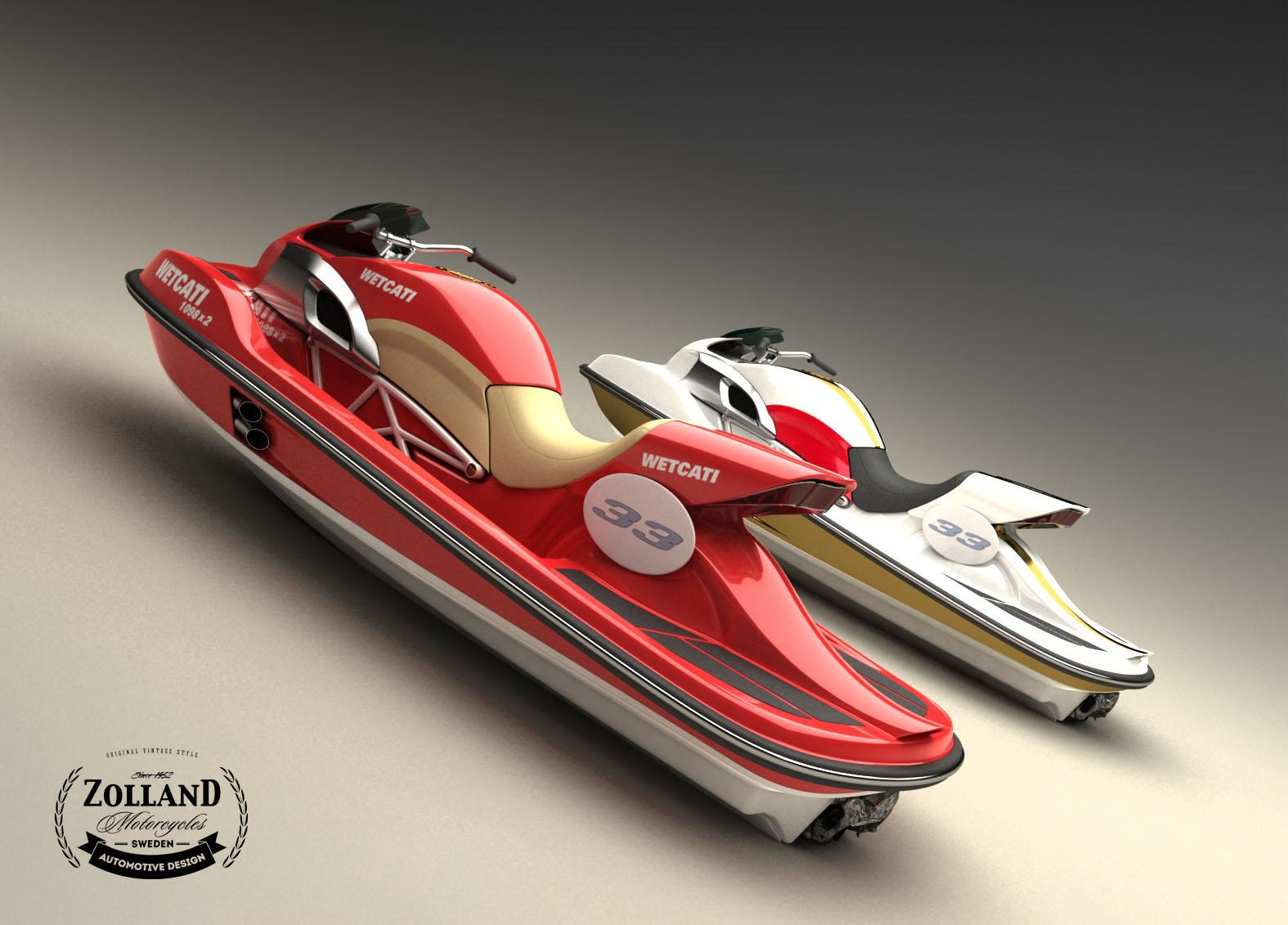 Ducati 1098 Jet 2
