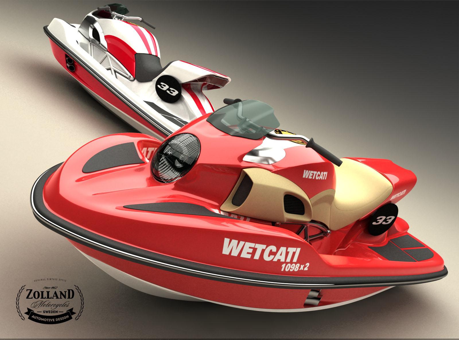 Ducati 1098 Jet 3
