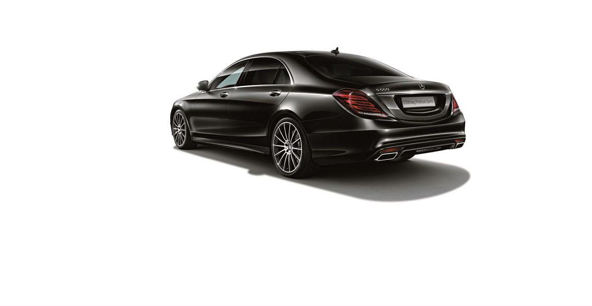 Mercedes S550 Premium Sports