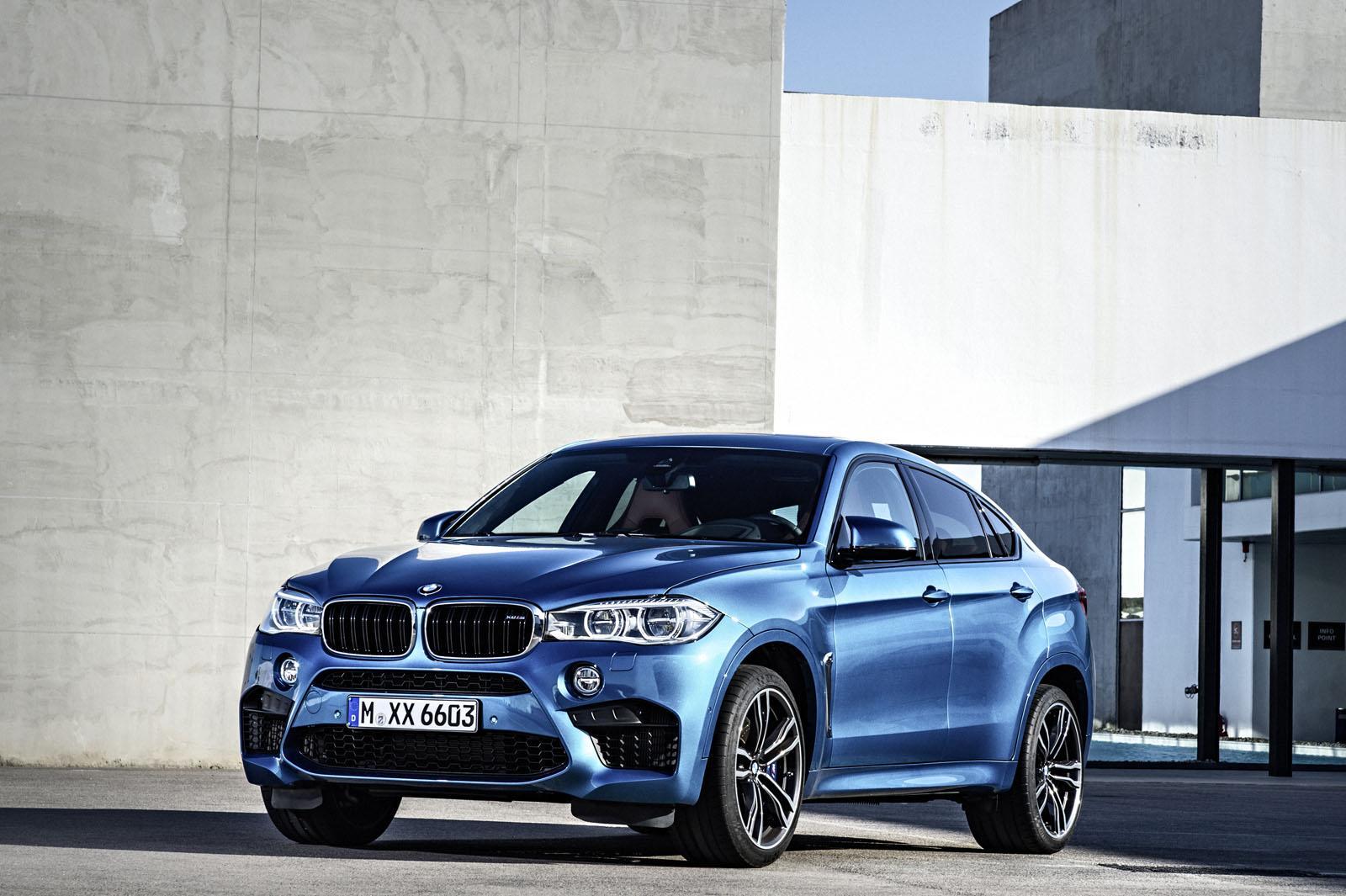 BMW X5 M & X6 M