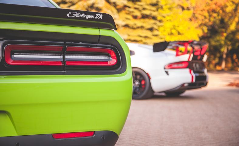 Dodge Challenger T/A Concept