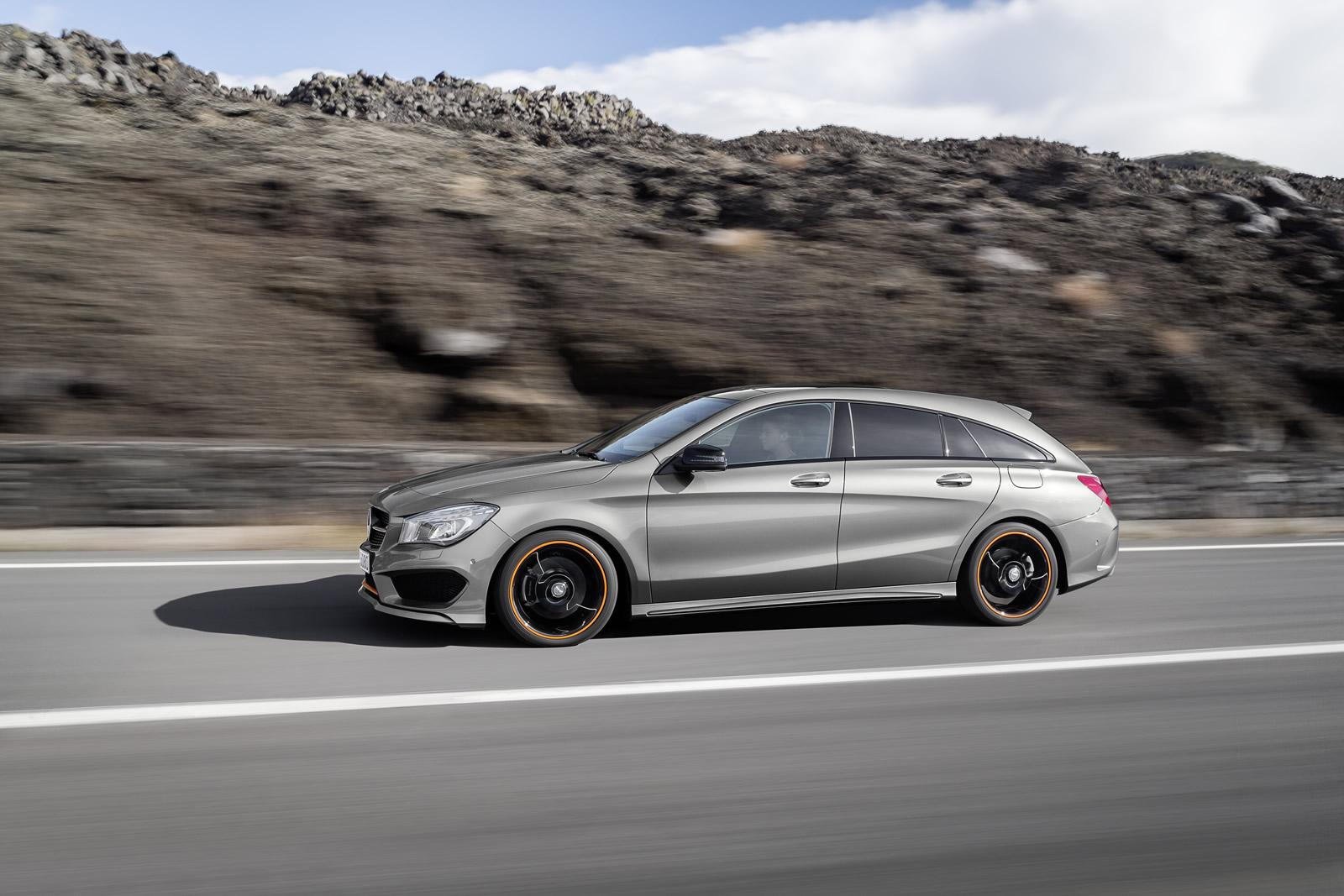 CLA 45 AMG Shooting Brake