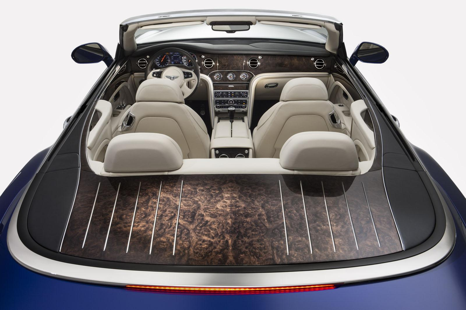 Bentley Grand Cabrio