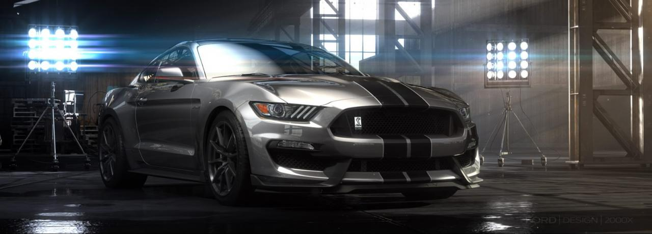 Ford Shelby GT350 Mustang (1)