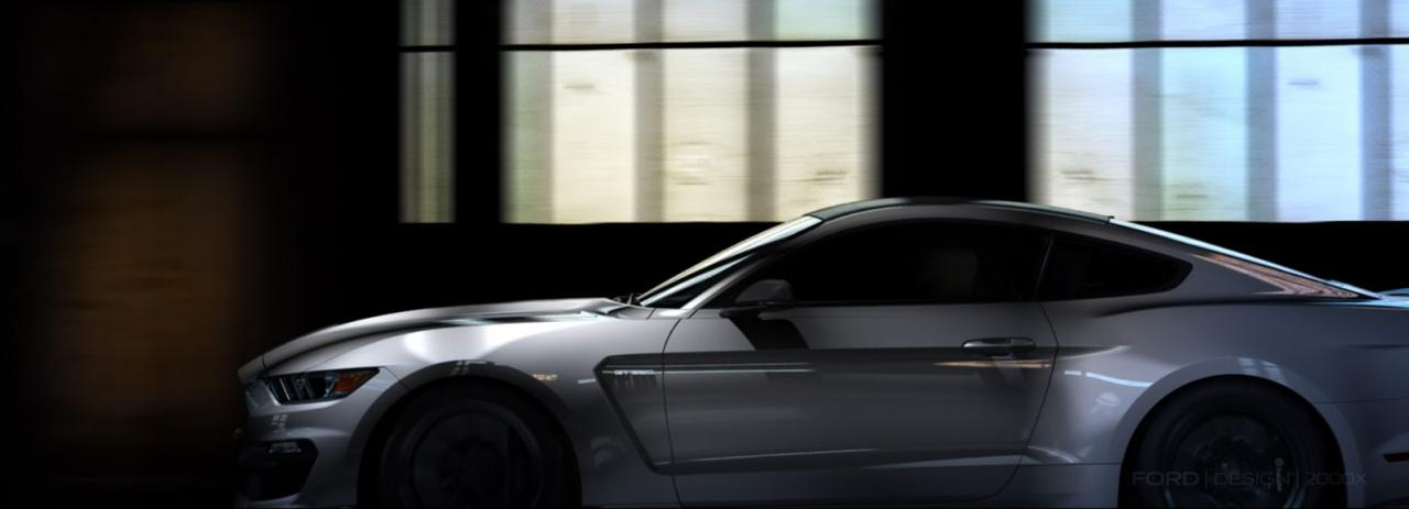 Ford Shelby GT350 Mustang (2)