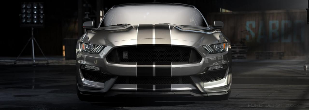Ford Shelby GT350 Mustang (6)