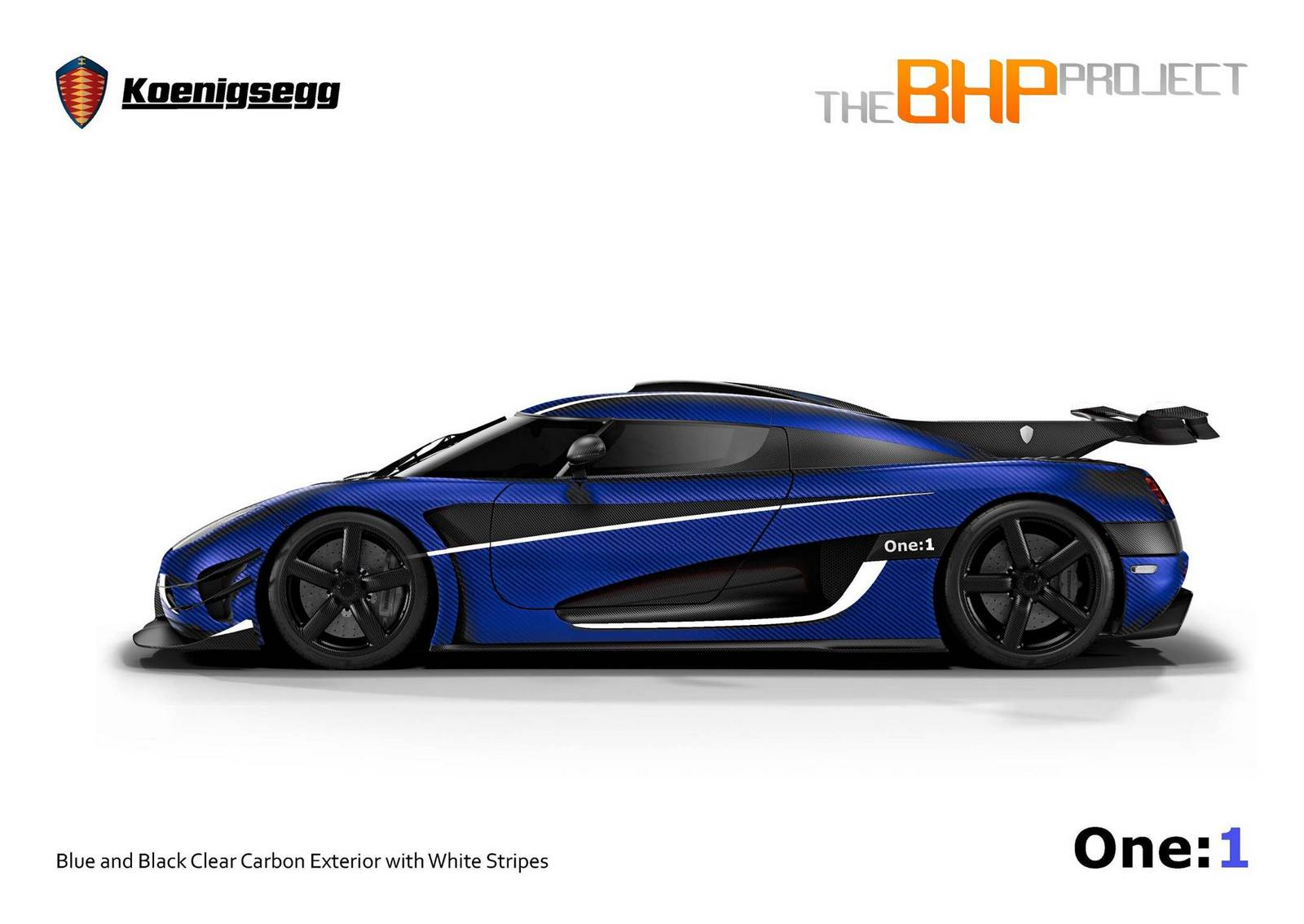 BHP Project Koenigsegg One:1