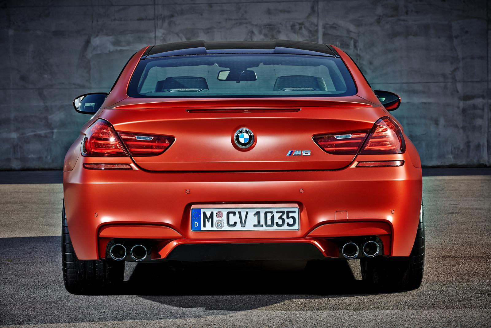 BMW Серия 6 2015