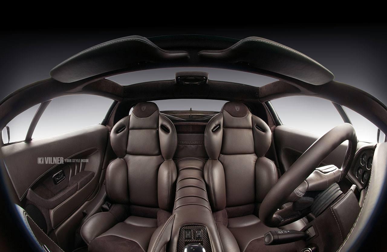 Jaguar XJ220 Vilner