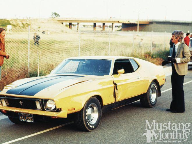 Mustang Sportsroof  Eleanor 1971