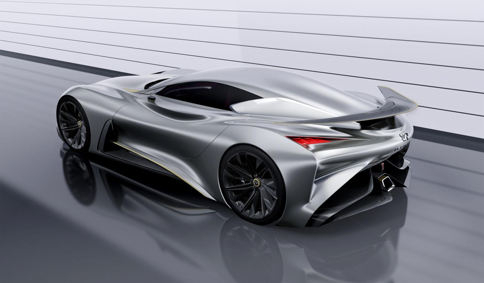 Премиера: Infiniti Vision GT Concept | DRIVER.bg