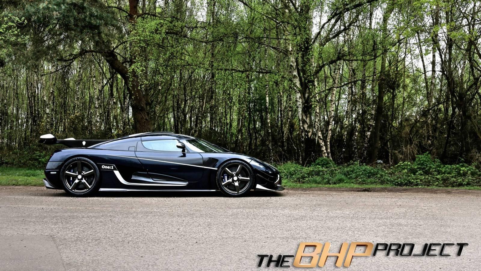 Koenigsegg One: 1