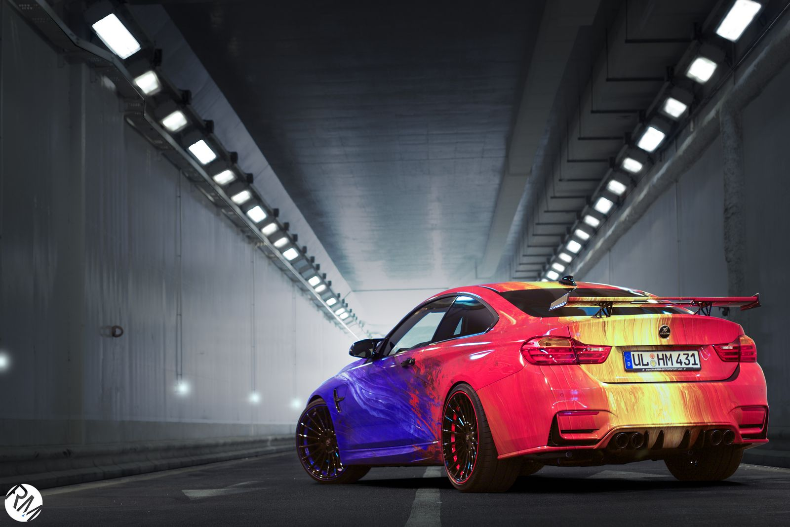 BMW M4 Art Car