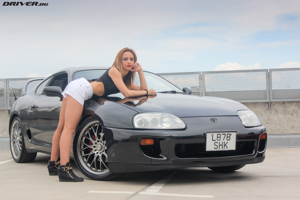 Girls & Cars: Supra, GT86 и балет New Ex