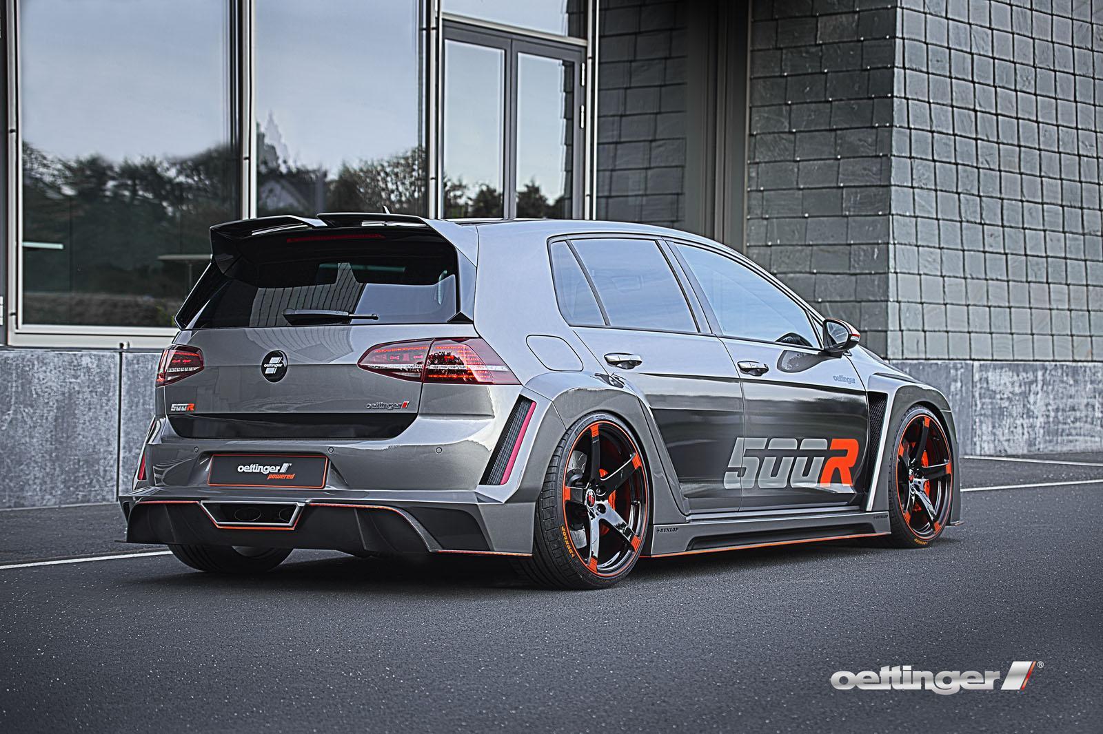 Oettinger VW Golf R500