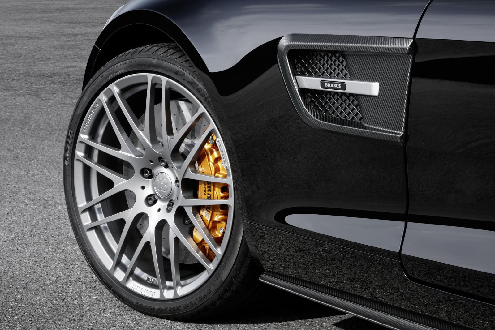 Brabus 600 GT S