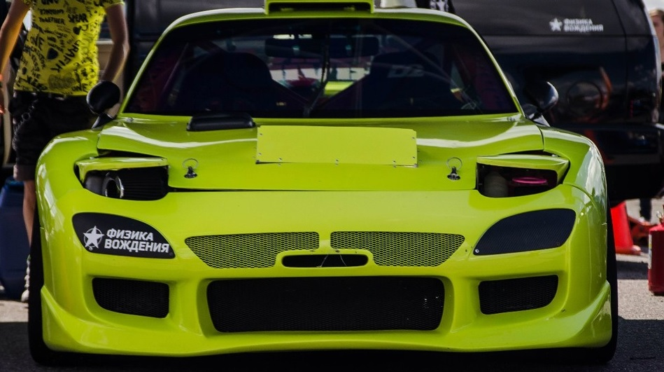 Mazda RX-7 Drift Car 10
