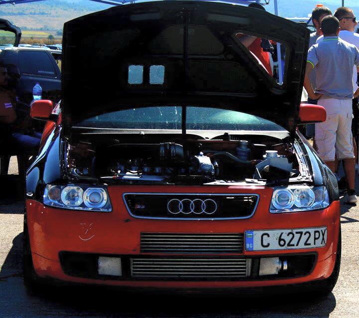 Audi S3 Евгени Кръстев 2