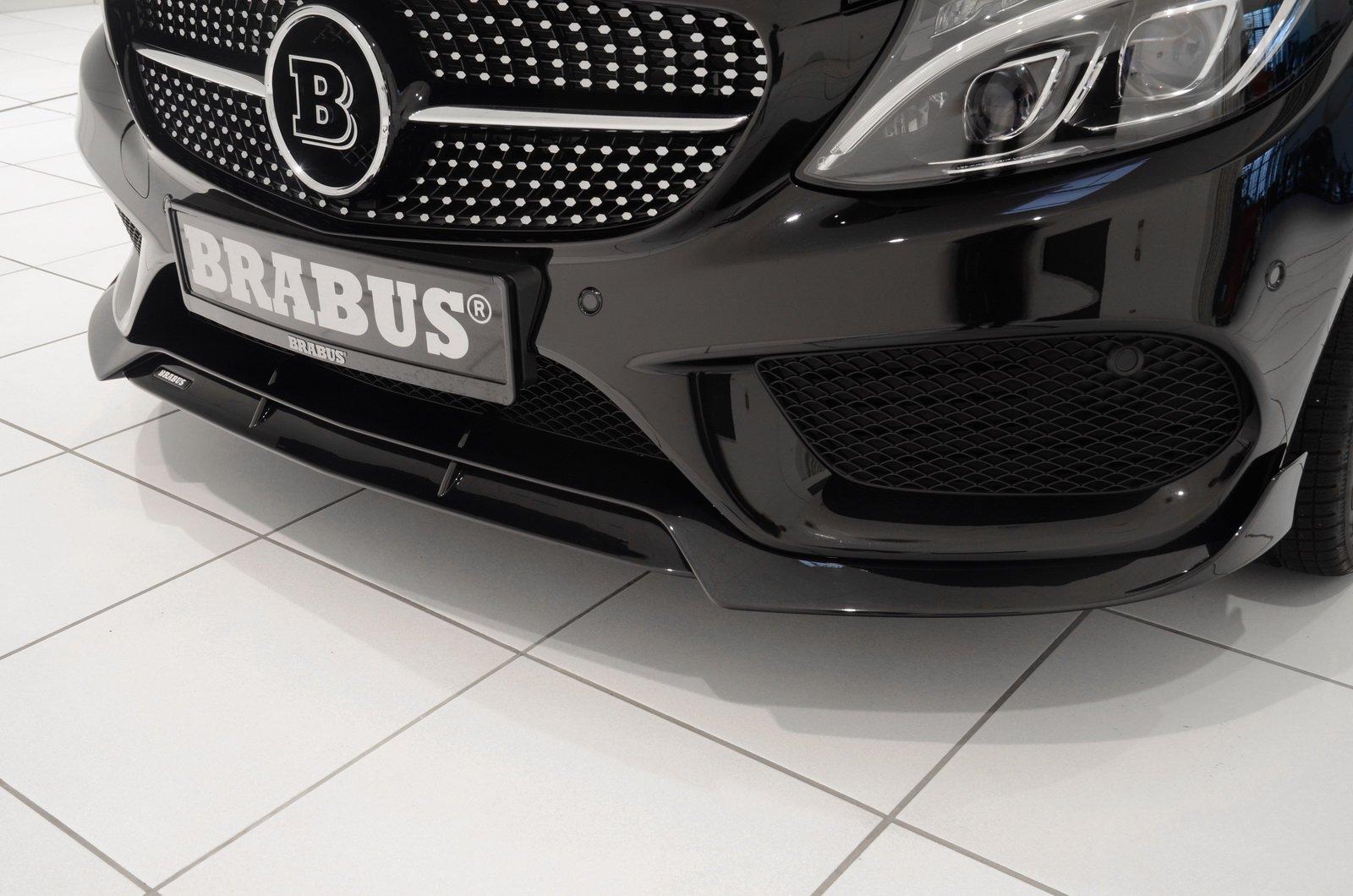 Brabus Mercedes-Benz C43 AMG