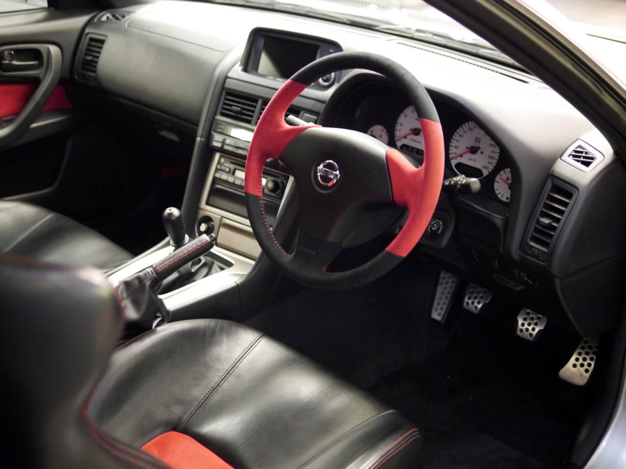 Nissan Skyline GT-R NISMO Z-Tune