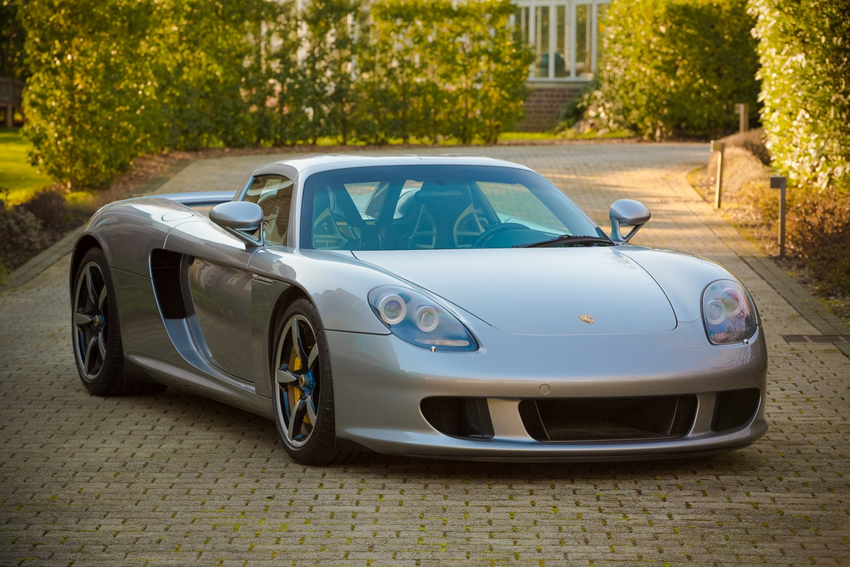 Porsche Carrera GT (1)