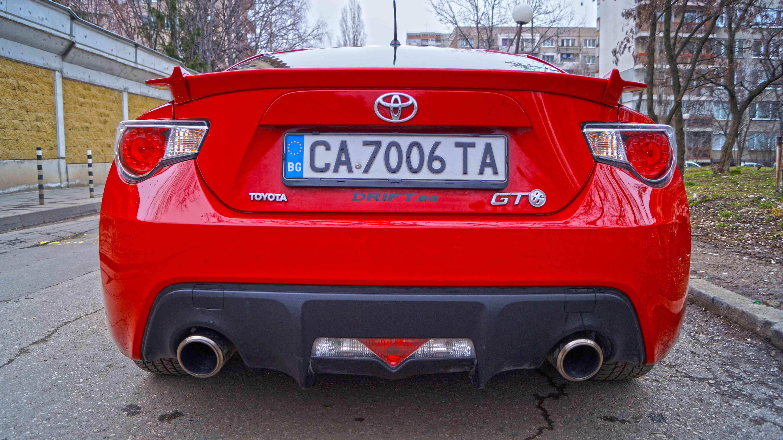 Toyota GT86 Drift Edition
