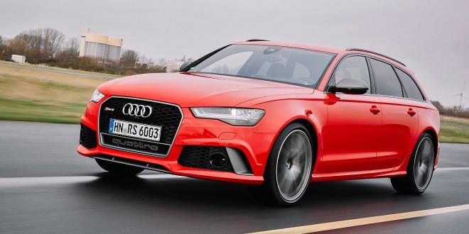 Тест на Audi RS6 Avant Performance [605 к.с.]