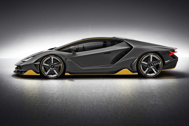 Lamborghini Centenario 2016