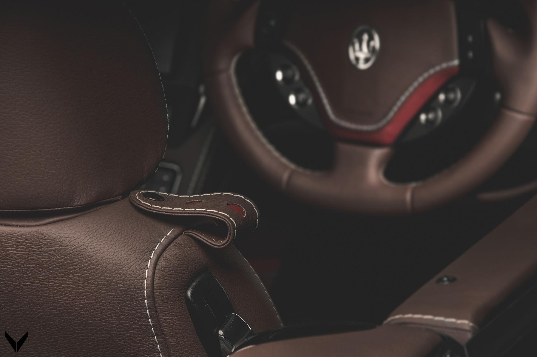 Maserati GranCabrio Sport by Vilner