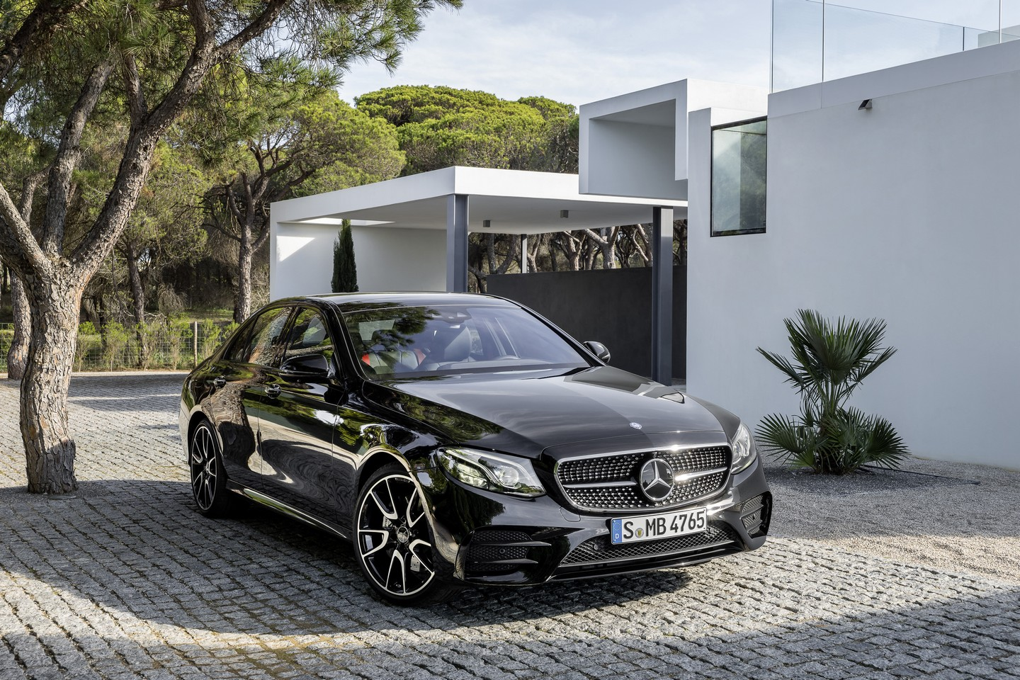Mercedes-AMG E43 4Matic 2017