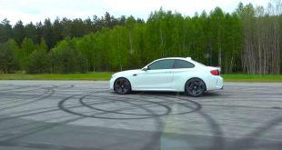 BMW M3 vs BMW M2