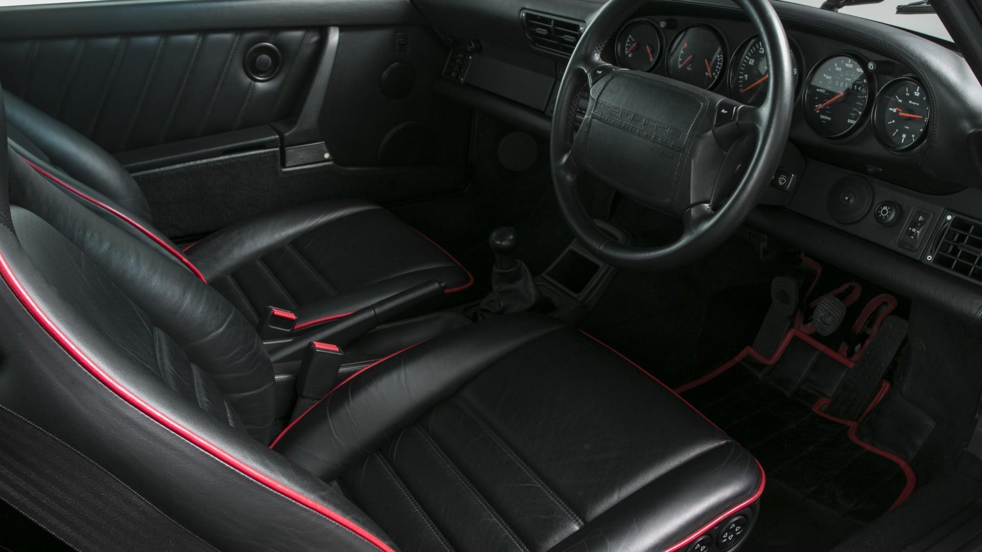 Porsche 964 Turbo Slantnose