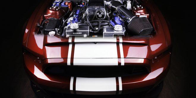 Shelby Mustang GT500 Super Snake от Vilner