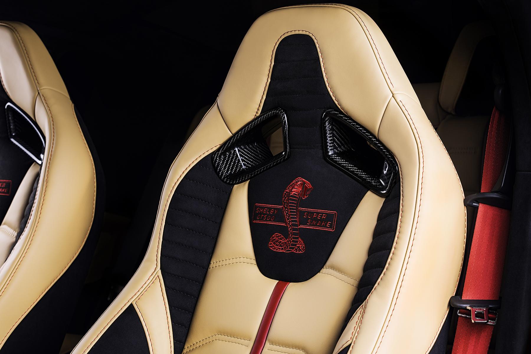 Shelby Mustang Super Snake by Vilner