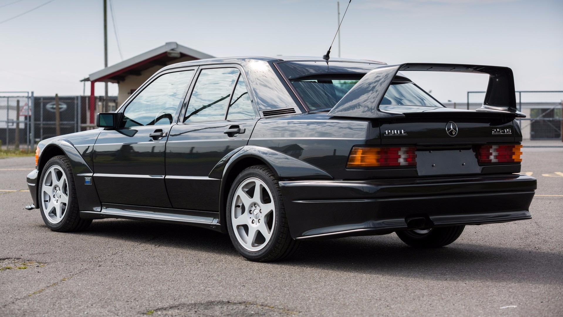 BMW M3 E30 Sport Evo и Mercedes-Benz 190E Evo II
