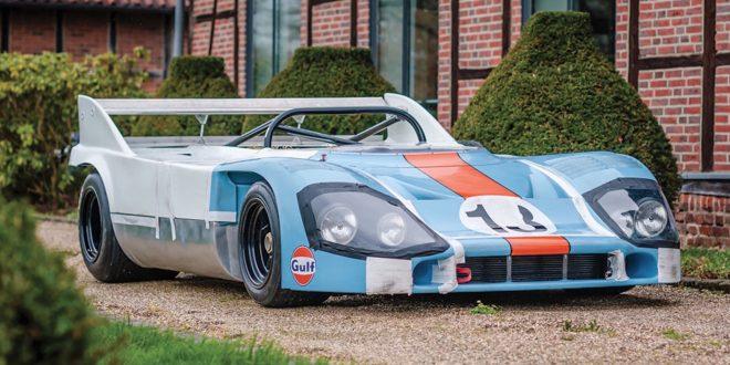 Продават прототип на Porsche 917