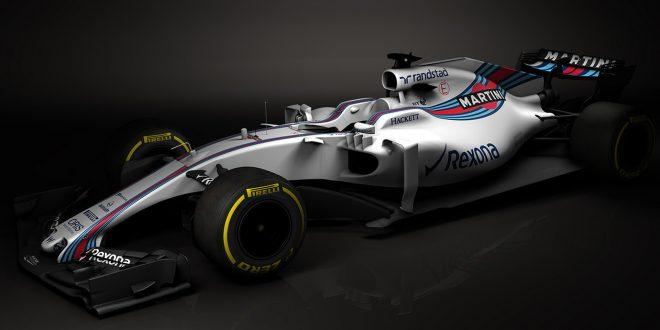 Първият показан болид за Сезон 2017 е на Williams [Видео]