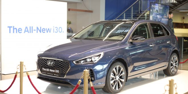 Hyundai i30 2017 е вече в България [Премиера]