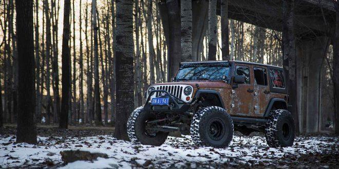 Jeep Wrangler Hunting Unlimited от Vilner