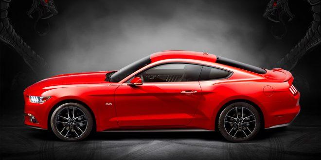 Ford Mustang GT от Vilner с кожа от истински мустанг и кобри