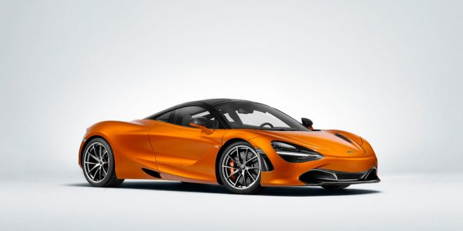 McLaren 720S идва със 720 к.с. и 341 км/ч [Премиера]