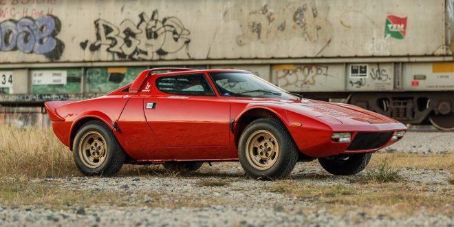 Lancia Stratos HF Stradale може да бъде вашият подарък за Коледа