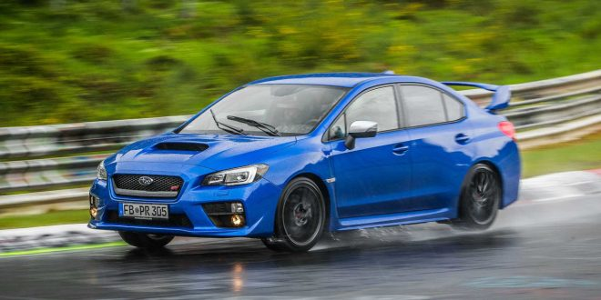 Subaru WRX STI напуска Европа!