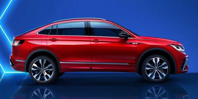 VW Tiguan X: готино SUV купе, но само за Китай [Премиера]