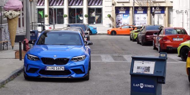 Зад кулисите на рекламата на BMW M Town в София [Видео + Галерия]