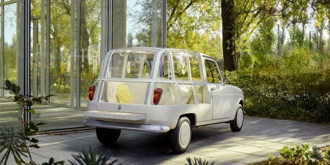 Класическото Renault стана концепт Suite N°4
