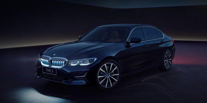 BMW Серия 3 впечатлява с изключителна решетка
